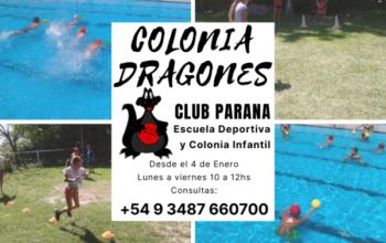 COLONIA-DRAGONES